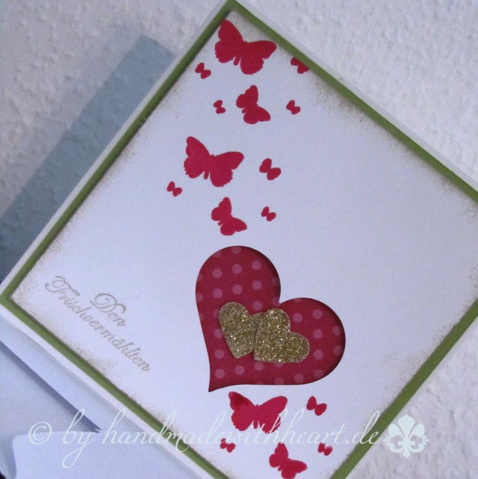 Wie man eine Hochzeitskarte schreiben